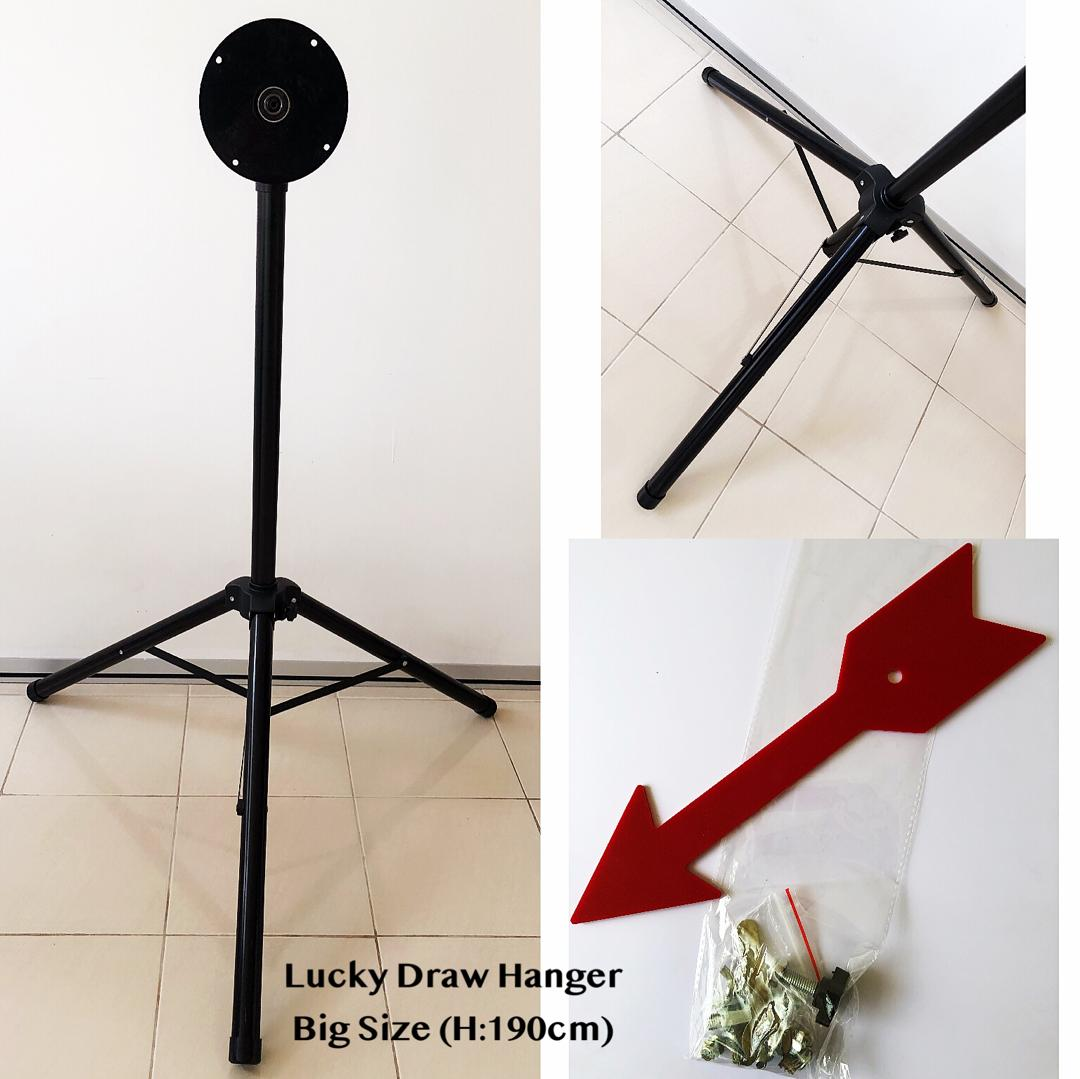 LUCKY DRAW HANGER BIG SIZE