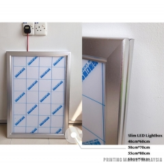 Slim LED Lightbox