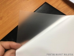 Lamination Film Semi Matte 100um HQ