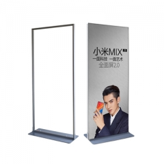 Vertical Display Stand Black